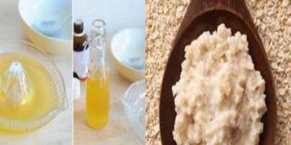 أناقة مغربية خلطة بياض الثلج لتبييض الوجه والجسم في 3 أيام Krispie Treats Food Desserts