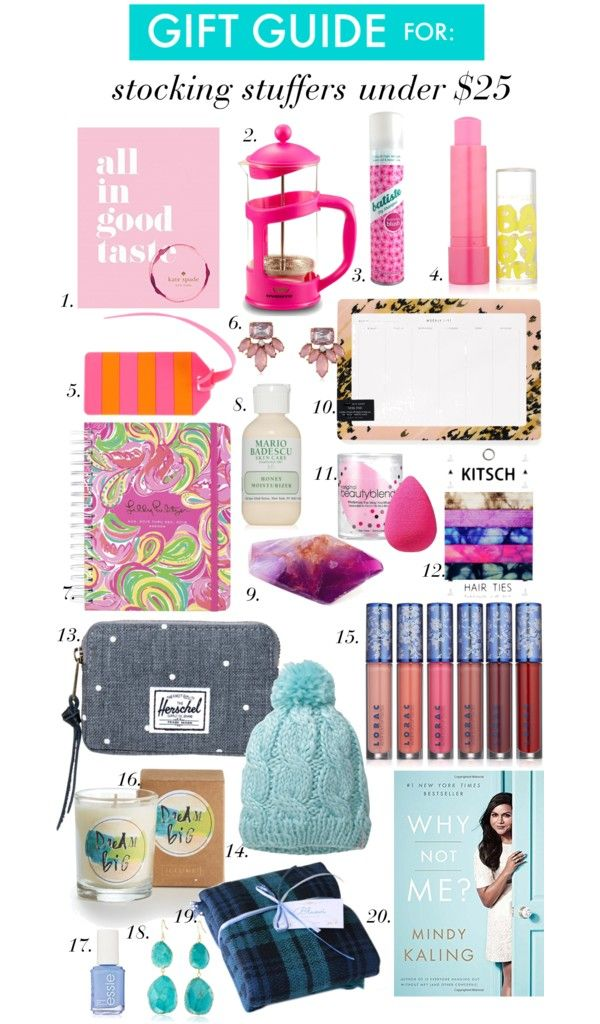 Stocking Stuffers Under 25 In Time For Christmas Trending