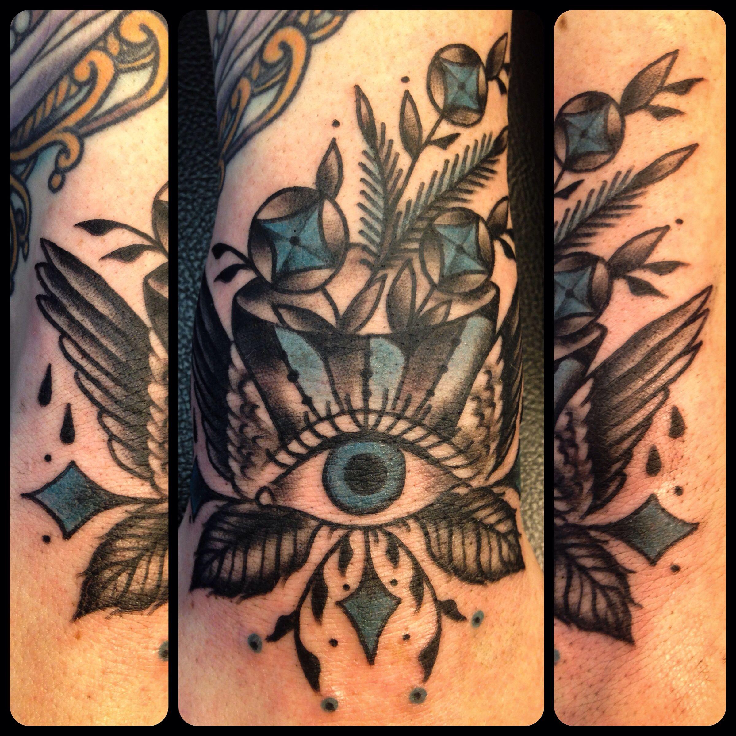 Thank You Littlebodybigheart Done At Goodlucktattoo: Laura Graham - Lady Luck Tattoo - Portland, OR