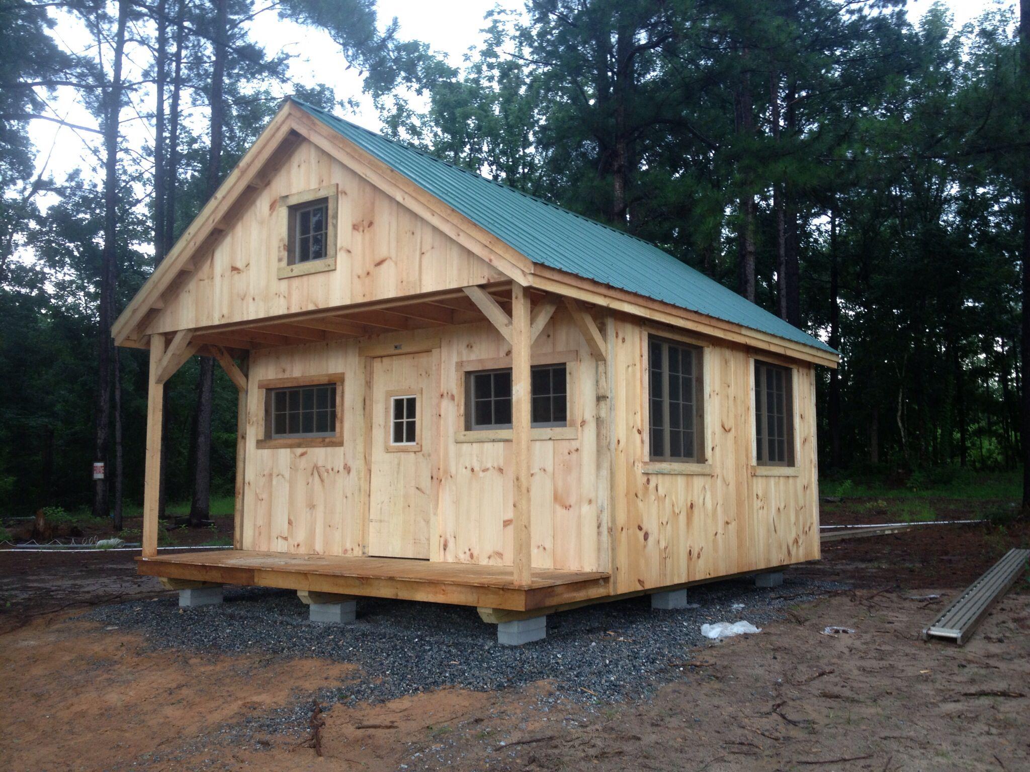 Hemlock Cabin Outdoor Buildings Shed Outdoor Structures