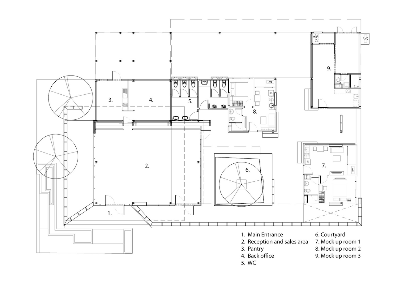 The Base Sales Gallery Gallery Studio Floor Plans
