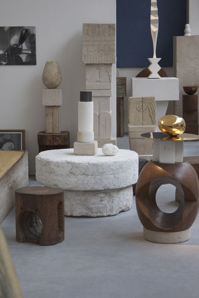 THE GOLDEN SMITH: Me at Atelier Brancusi