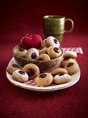 Weihnachtsplätzchen Lecker De.Vanille Punsch Augen Rezept Kekse Rezepte Weihnachtsplätzchen