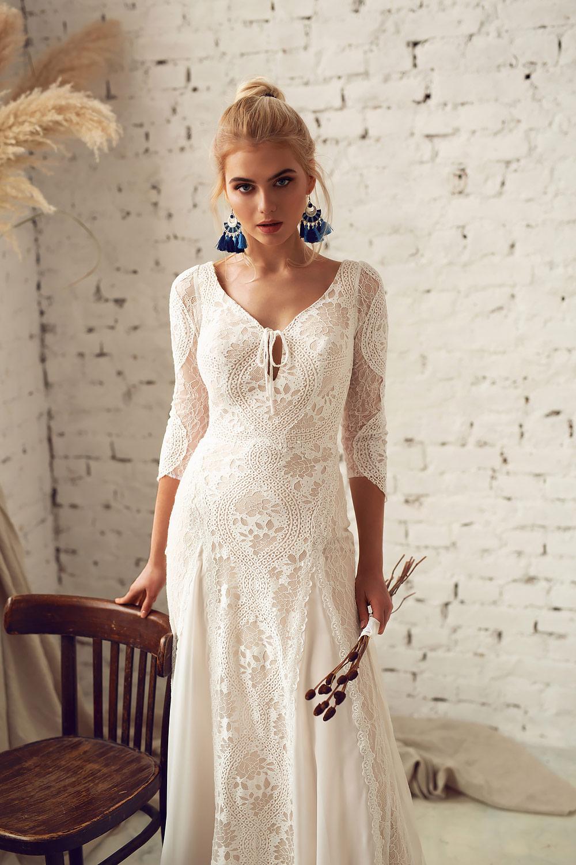Carla Love Spell in 2020 Boho wedding dress etsy, Boho