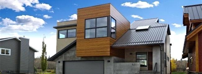 Best Modern Cedar Siding House Cedar Siding Modern Home Home 400 x 300