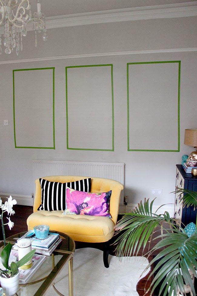 Photo of Wallpaper Panel Inspiration: Pläne für das Wohnzimmer Haben Sie zuerst die kle…