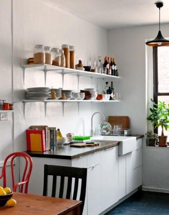 Small Kitchen Design (10) Decoration Ideas Small kitchen design