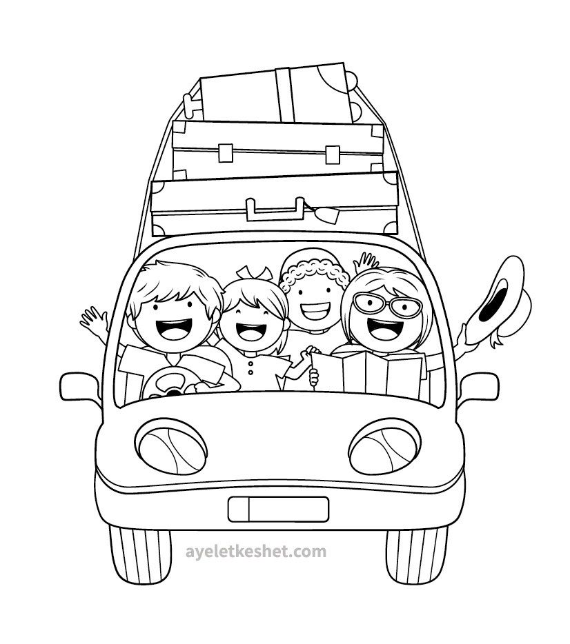 Free coloring pages about family that you can print out for ...