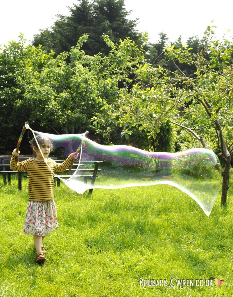 How To Make A Giant Bubble Wand Giant Bubble Wands Giant
