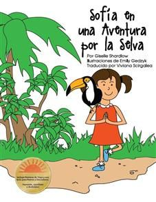Spanish Story: Book from Kids Yoga Stories Teaches Language