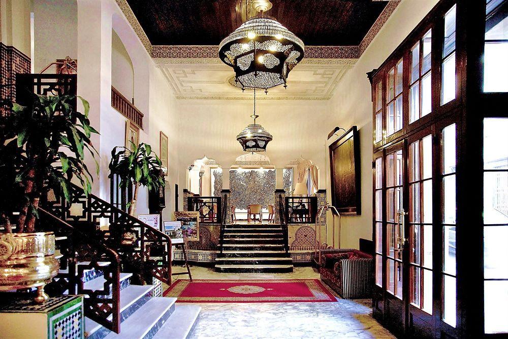 Book El Minzah Hotel Tangier Morocco