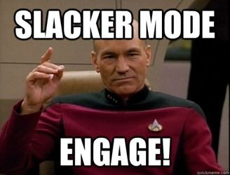 Because What's A Hero? In Defense of Slackers | Star trek birthday ...