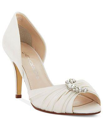 Caparros Dior Evening Pumps Evening Bridal Shoes Macy S Caparros Shoes Bridal Shoes Pump Shoes