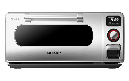 Sharp Superheated Steam Countertop Oven With Images Countertop