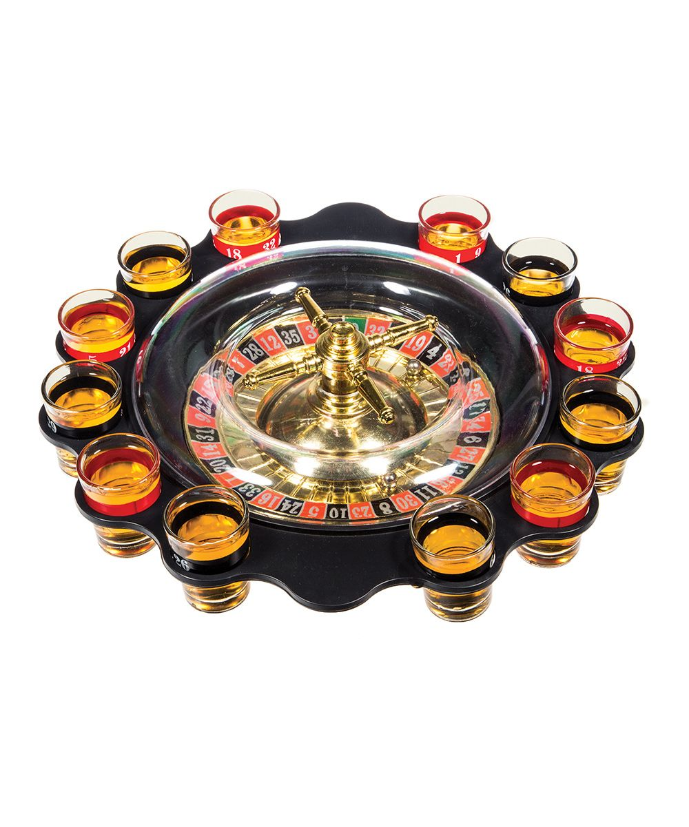 Roulette & Shot Drinking Game Shot drinking games