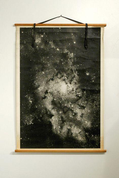 galaxy scroll.