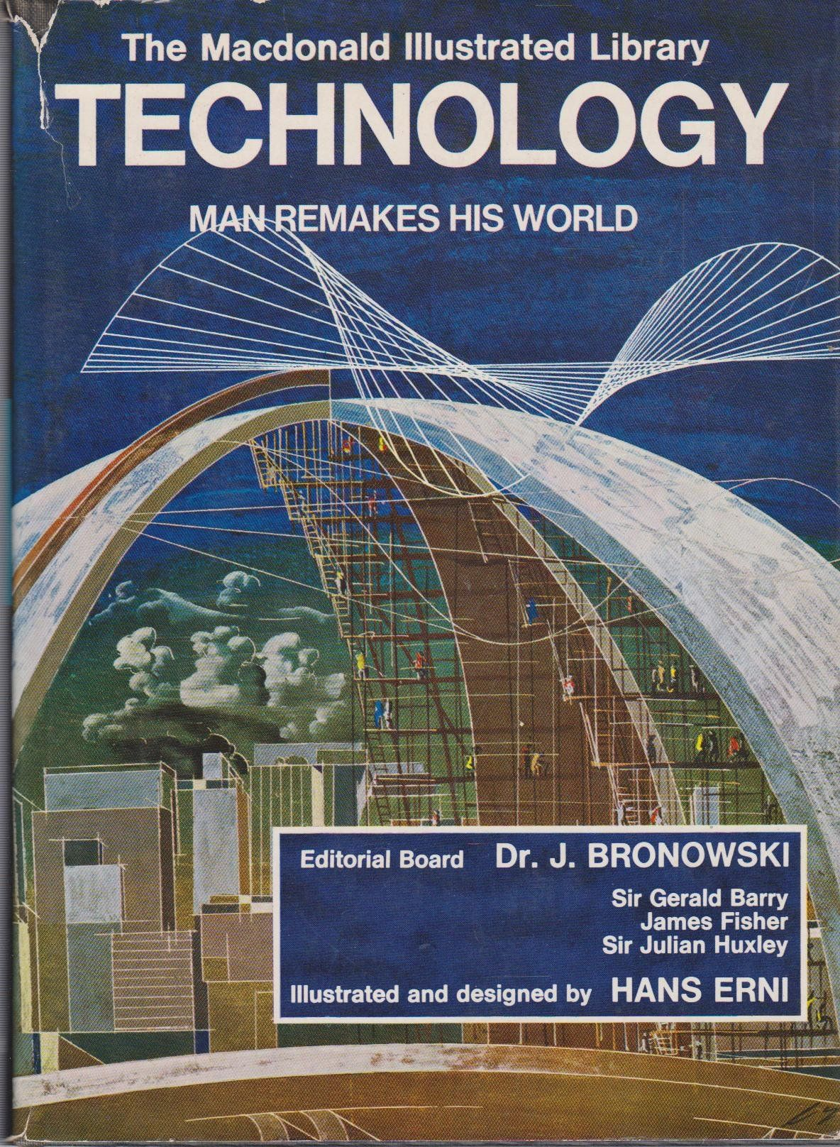 The MacDonald Illustrated Library Technology Man