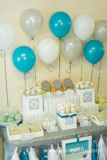 Decoracion de globos para primera comunion en casa for Decoracion casa comunion