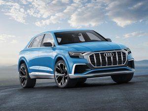 Audi Rs Q8 Concept Set To Debut At The 2017 Geneva Motor Show Sport Suv Audi Cars Audi Sport