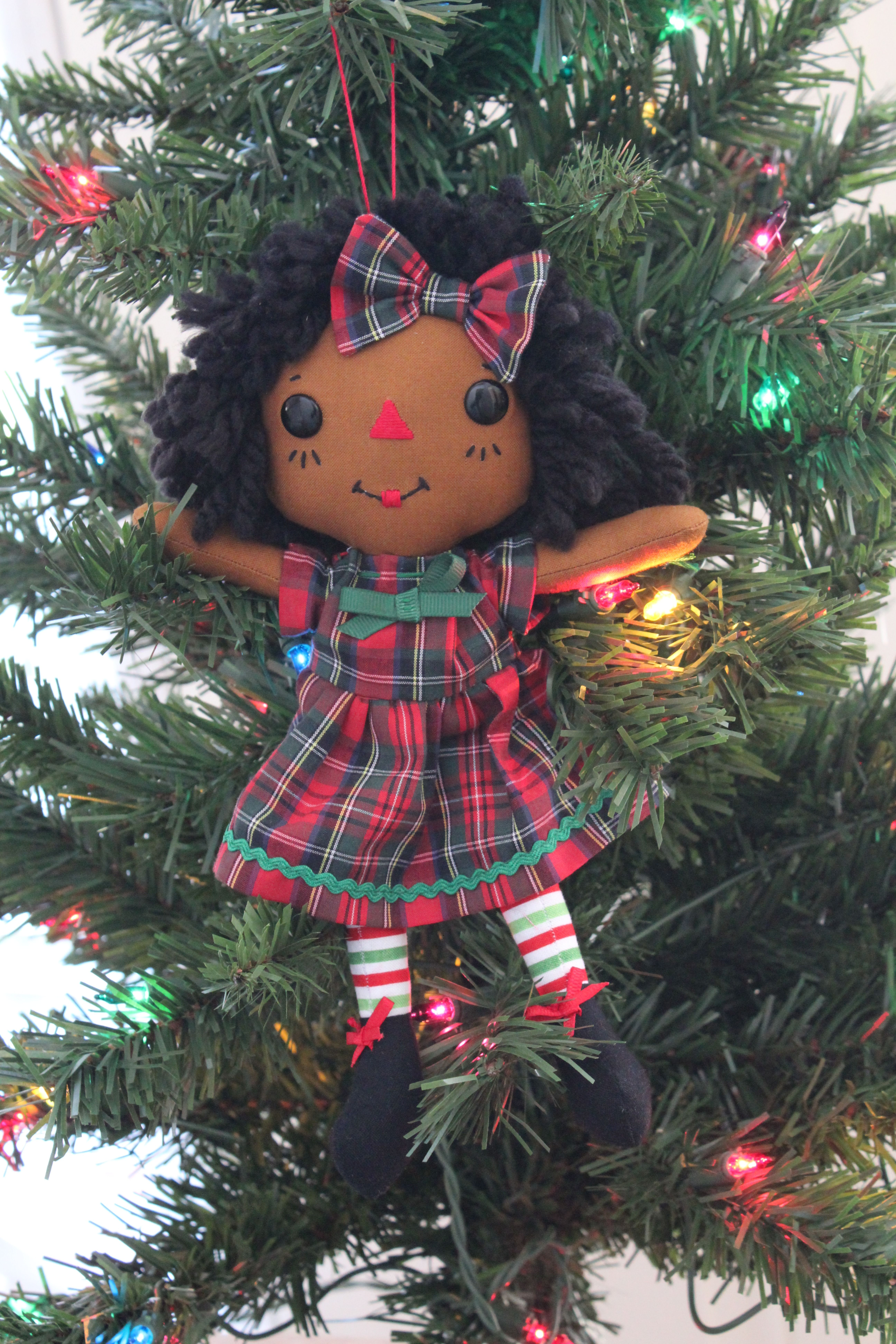 Cinnamon Annie Ornaments Christmas gifts for sister