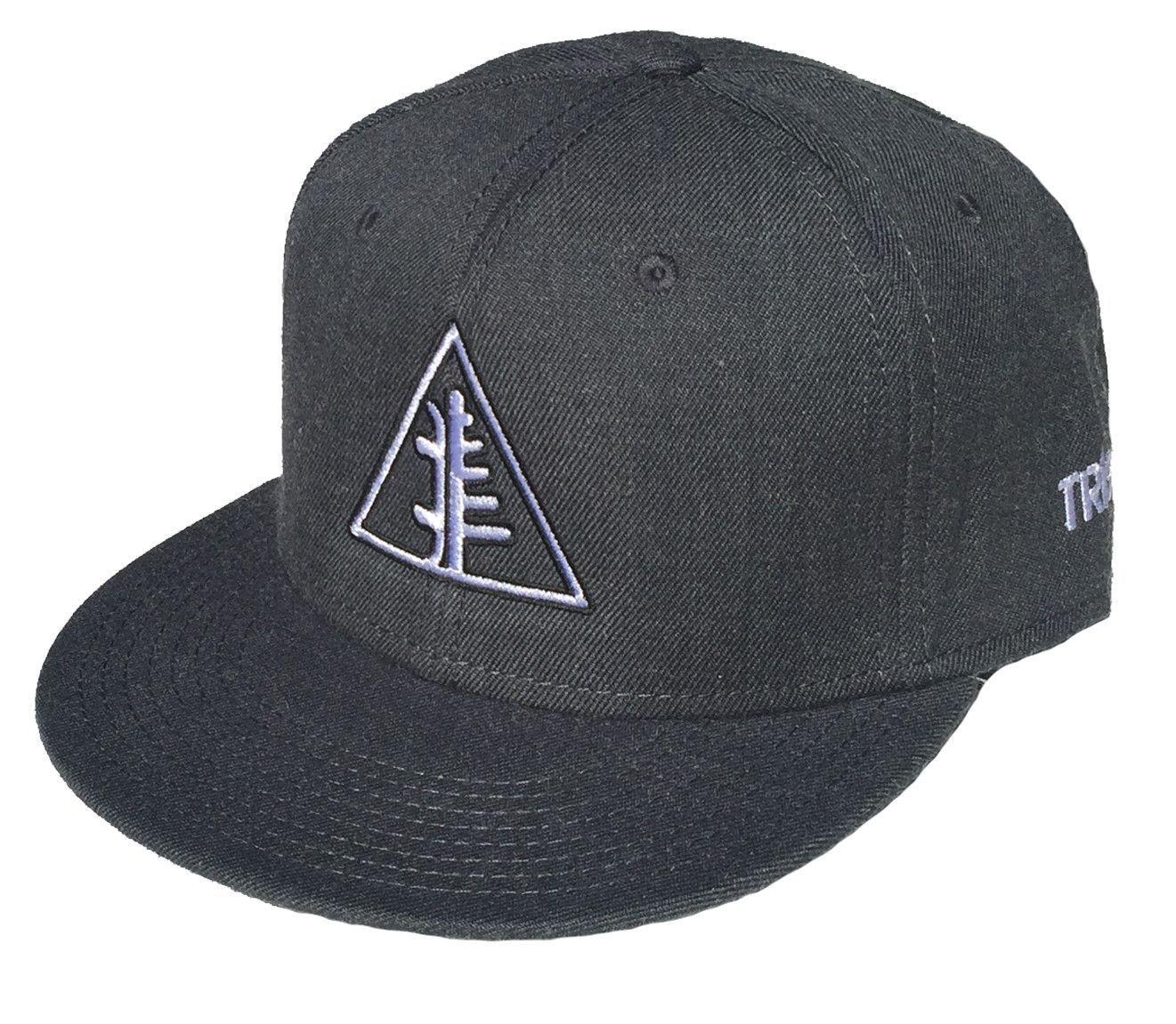 Triangle Logo SnapBack - Charcoal Heather