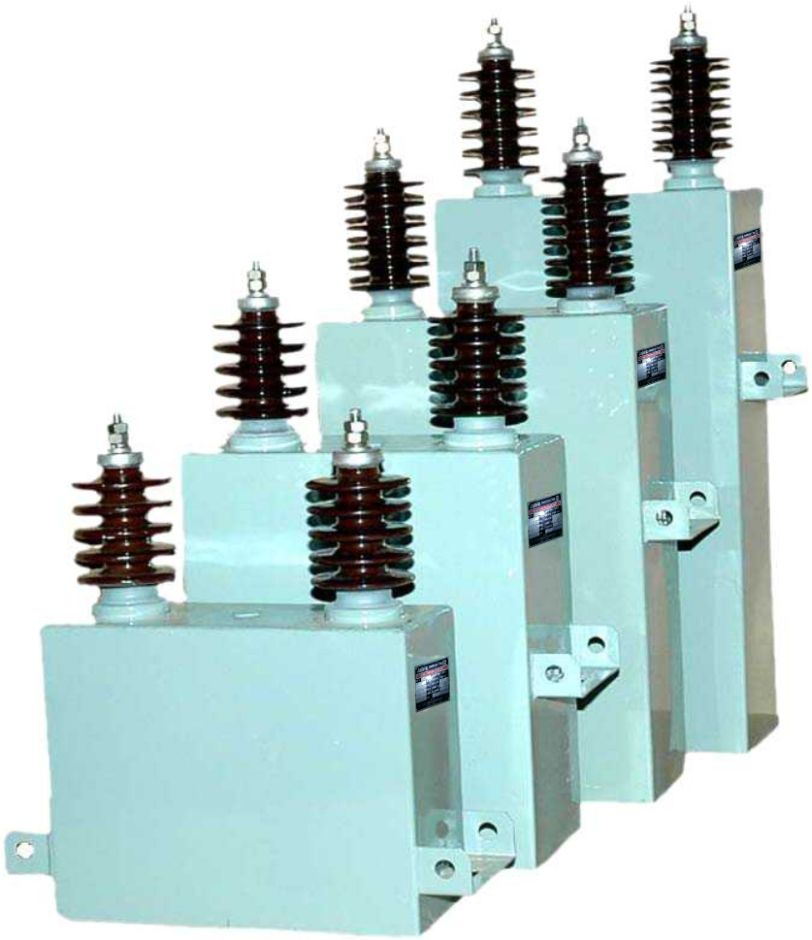 Construction Design Of H T Shunt Capacitors Capacitors Inrush Current Construction Design