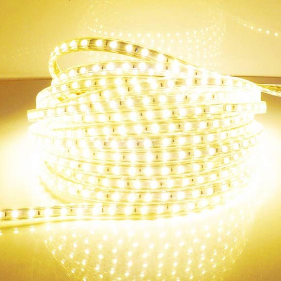 120 Volt Led Strip Lights 5050smd