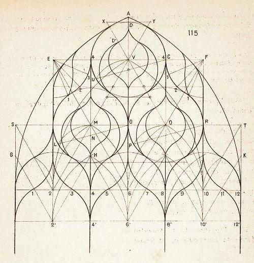 Tecla 8 gregorio izzi finestra di a gaggini palazzo for Finestra rinascimentale disegno