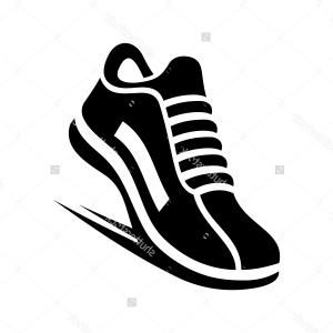 track shoe silhouette image result for tennis shoe clipart drawing 101 shoes 311