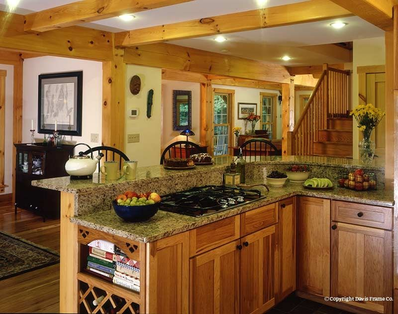 barn home photo gallery - category: classic farmhouse - davis frame