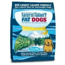 Natural Balance - Fat Dogs Dry Food