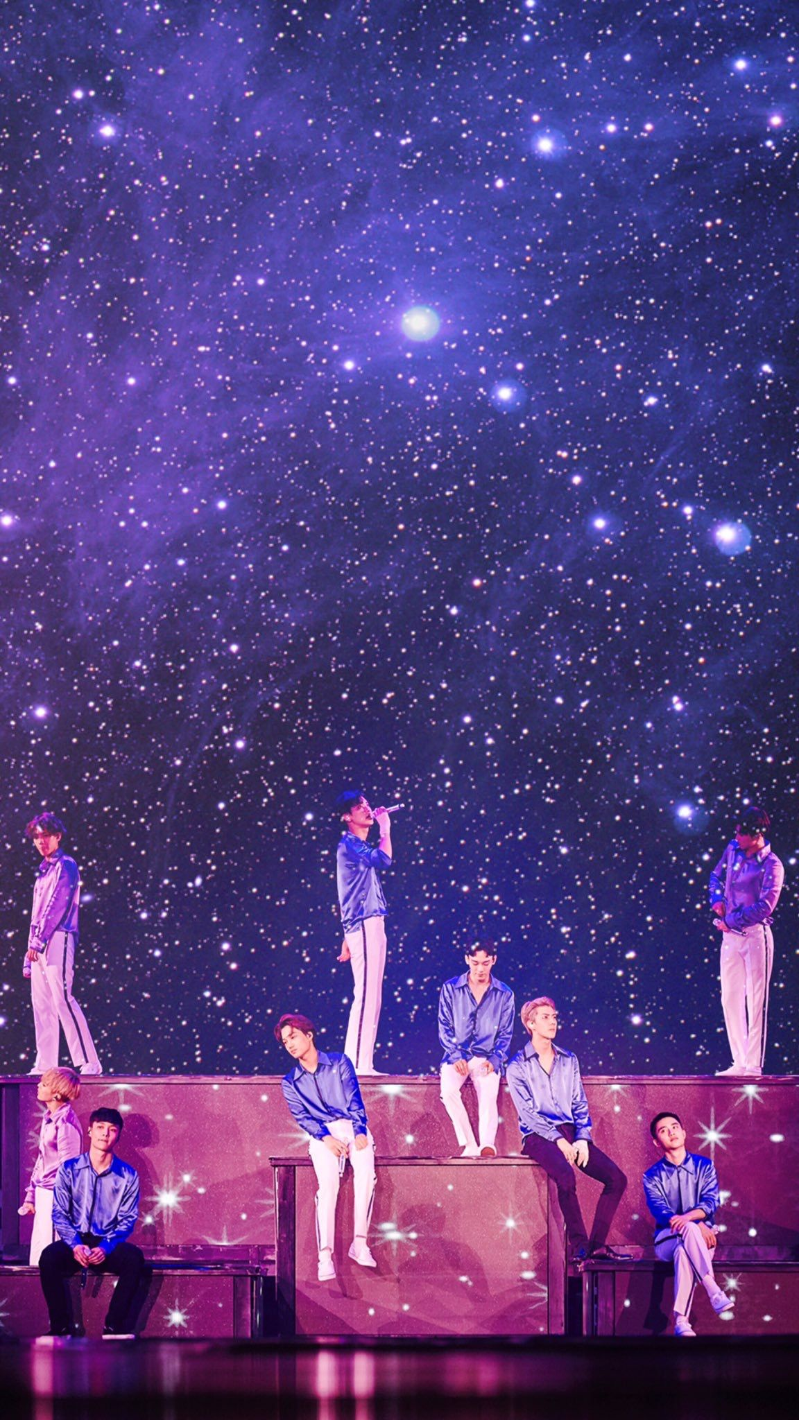EXO Wallpaper | EXO | Pinterest | Exo, Wallpaper and Kpop