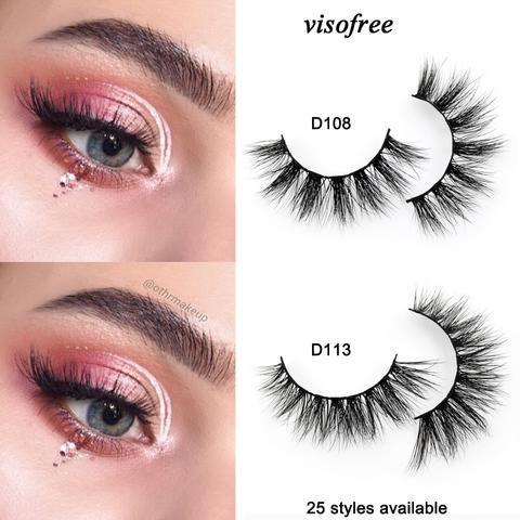 3129e9e6cfb Eyelashes 3D Mink Lashes Handmade Full Strip Lashes — GoLive Shopping  Network #eyelash #falselashes