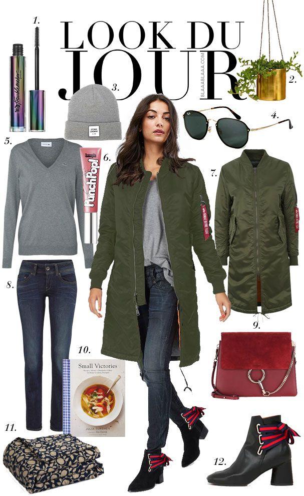 look du jour: plantochill   legere winterbekleidung