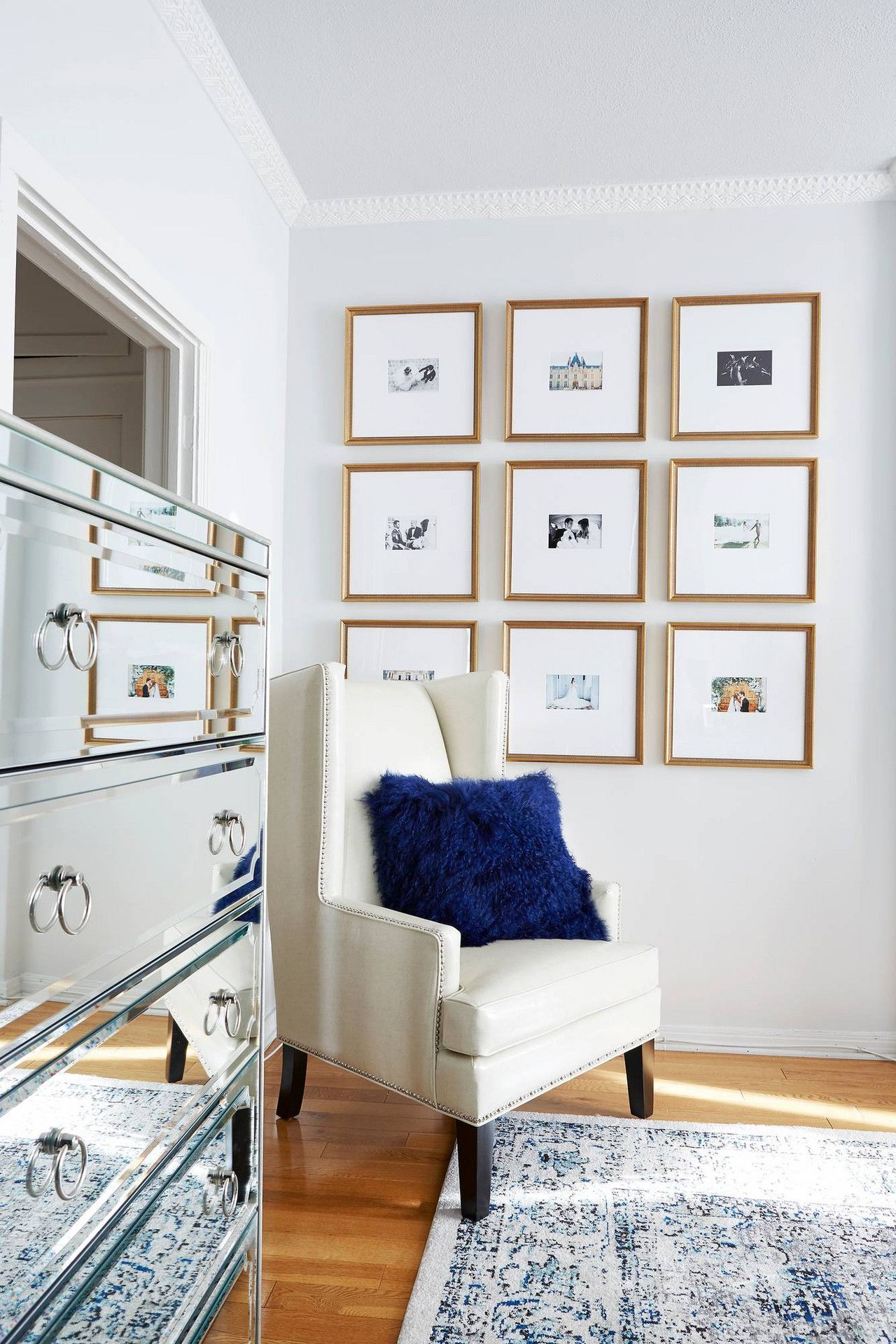 Style School How To Create The Perfect Grid Gallery Wall
