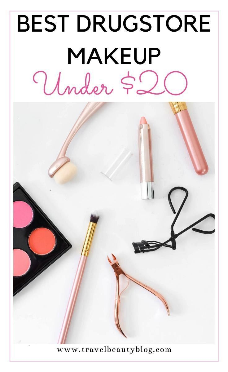 Drugstore Makeup Under $20 This is a roundup of the best must-have drugstore makeup under $20. All