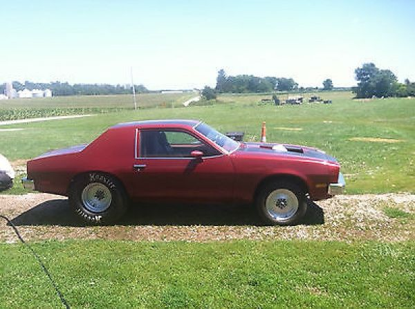 Chevrolet Other Pro Street Chevy Monza Pro Street Classic Hot