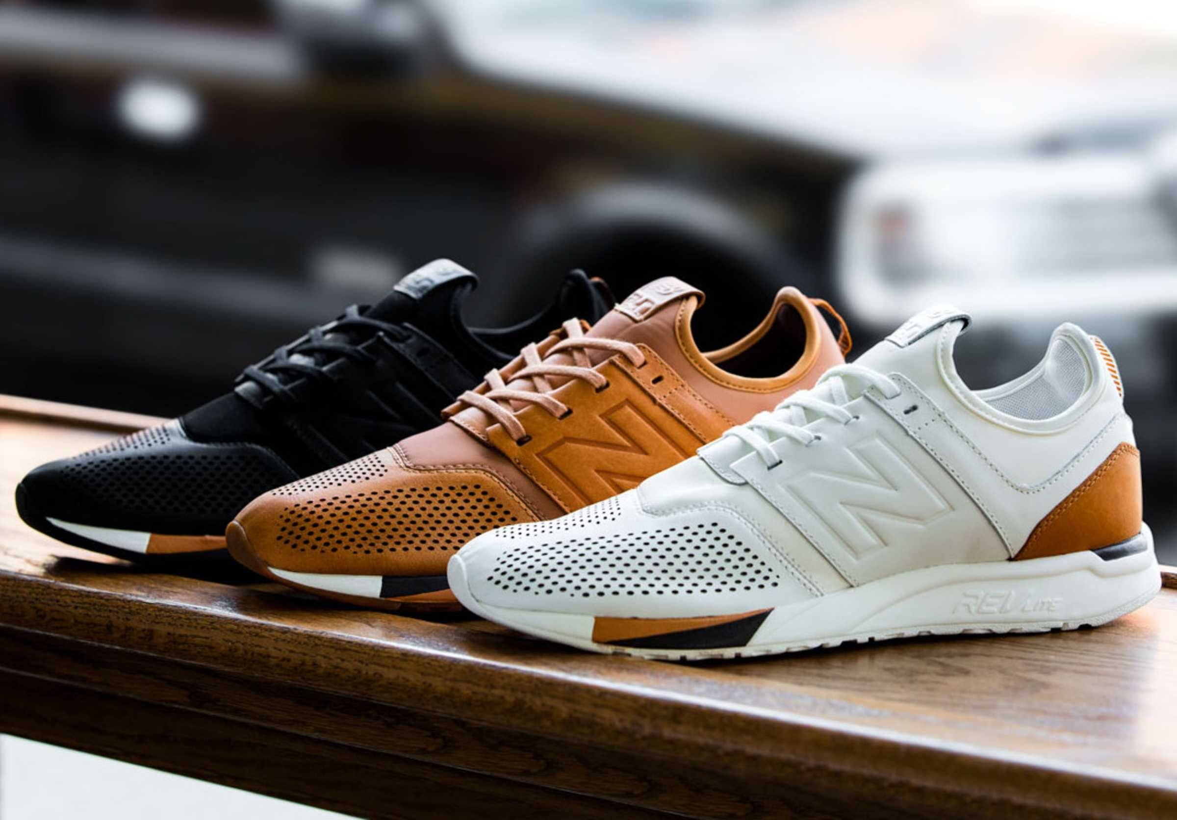 New Balance Debuts the New 247 Silhouette | New balance ...