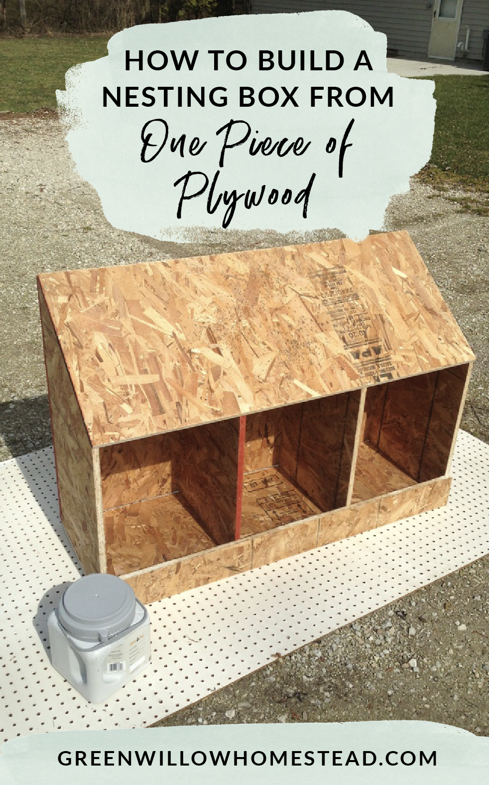 The 11 Best DIY Chicken Coop Ideas is part of Chicken coop, Chicken diy, Diy chicken coop, Building a chicken coop, Best chicken coop, Portable chicken coop - From farmhouse coops to feeders to nesting boxes here are the 11 Best DIY Chicken Coop Ideas that will rule to roost!