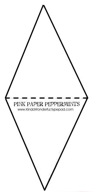 spring_banner_printable_flag_templatejpg 316×659 pixels Colors - pennant banner template