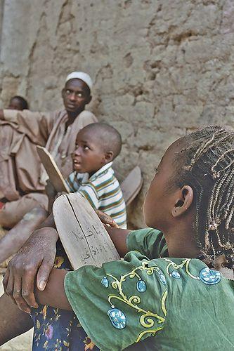 Madrassa in Djenne, Mali
