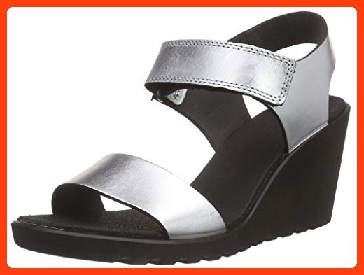 3ef8a64f94e7 Ecco Footwear Womens Freja Wedge Sandal