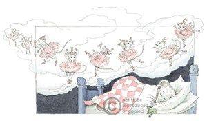 Helen Craig Angelina Ballerina Limited Edition Prints Art