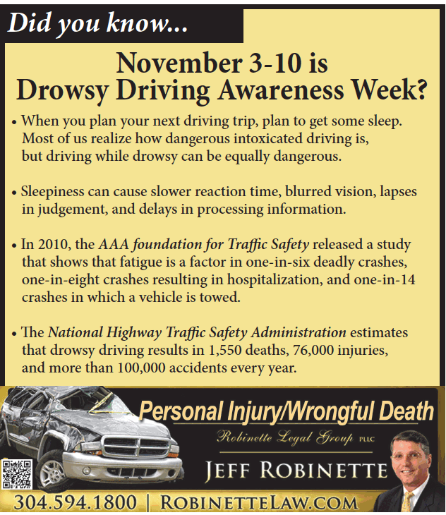 Drowsy Driving Awareness Week 2013 Drowsy Driving Drowsy