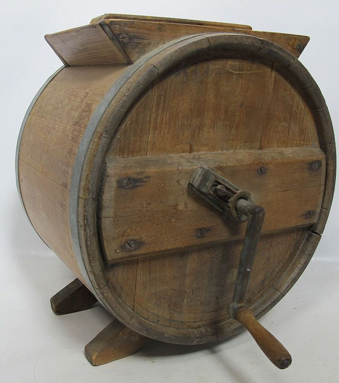 A Firken Barrel Now That Thing Mom Kept Magazines In Has A Name How To Antique Wood Antique Bucket Antiques