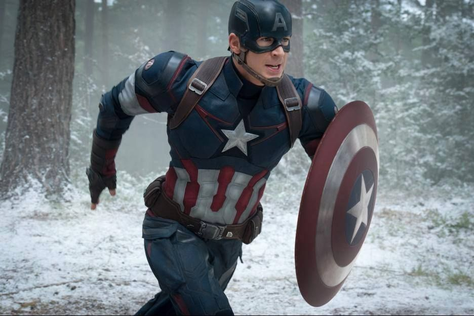 The Avengers - Age of Ultron - Captain America