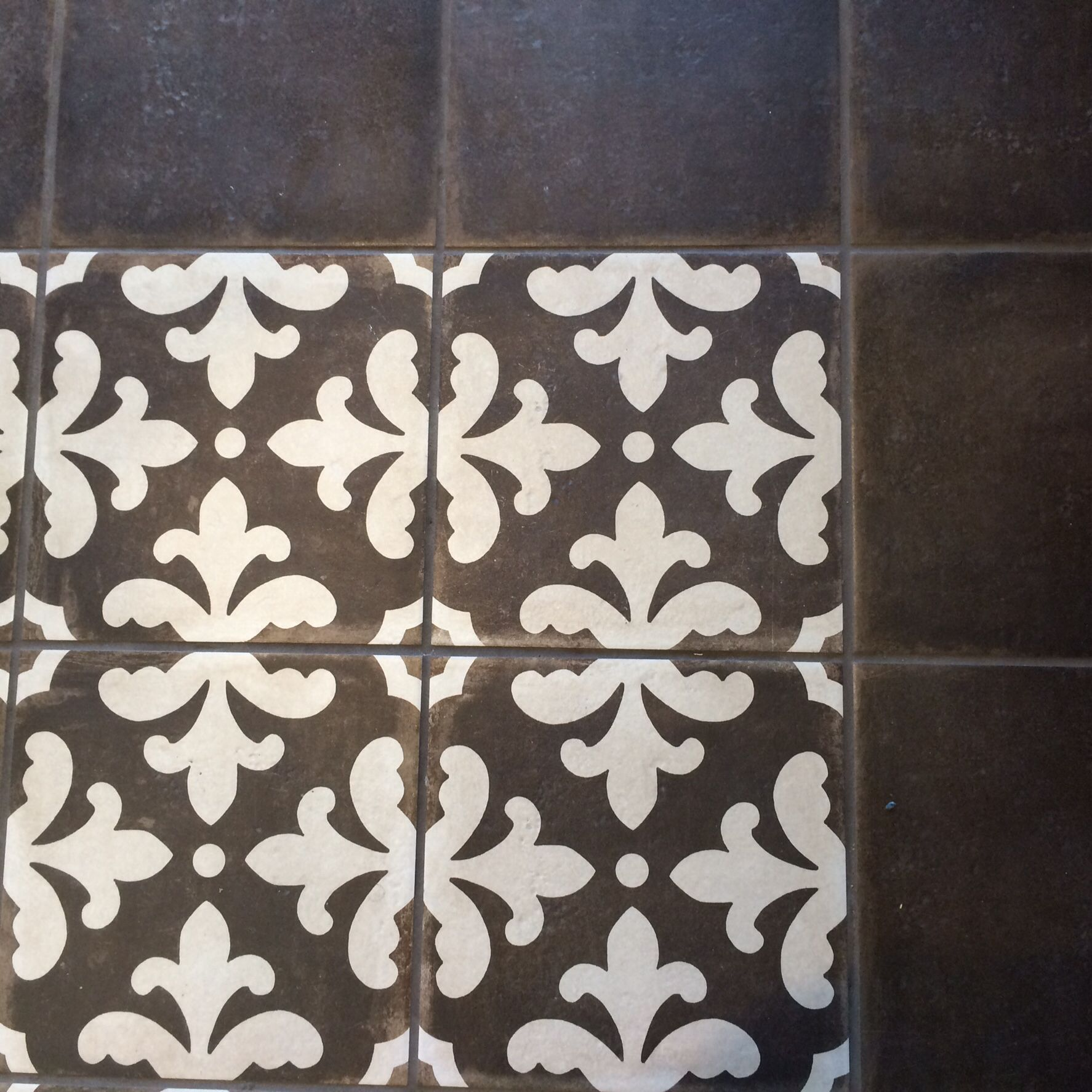 Palazzo Antique Cotto Tile Cotto Tile Guest Room Office Bathroom Flooring