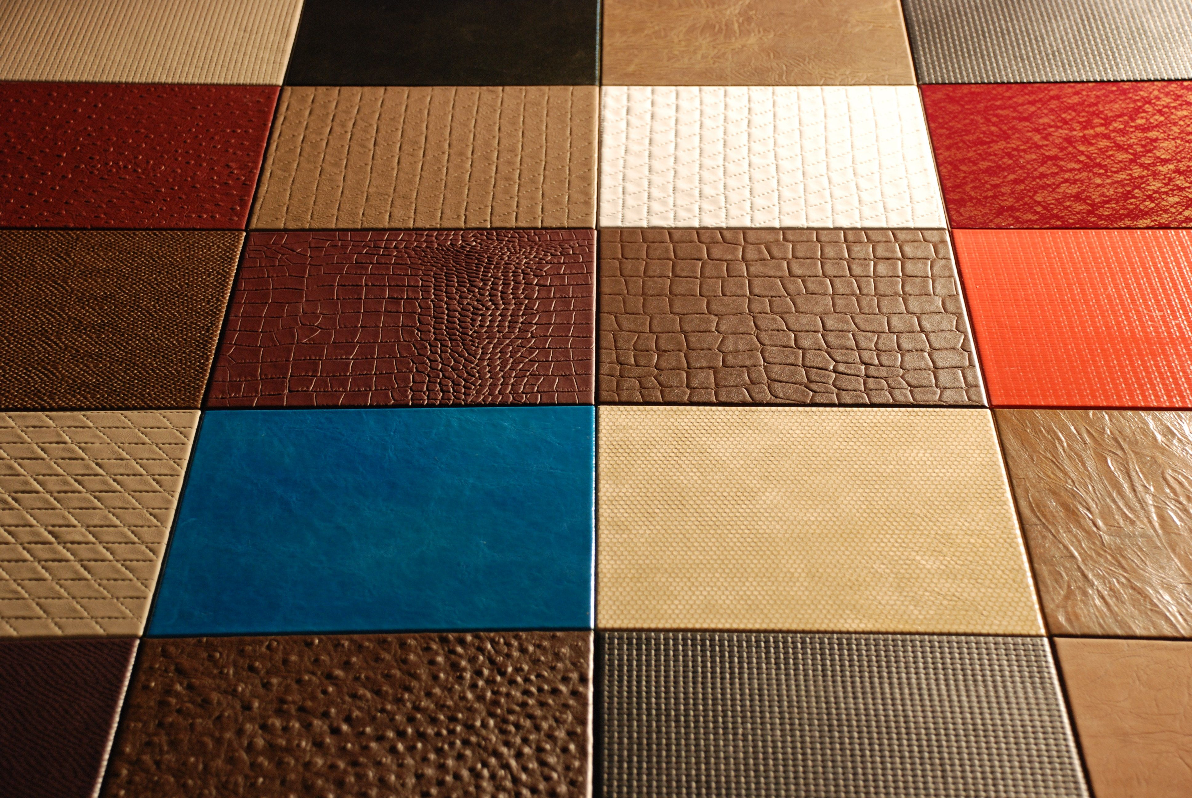 Luxury italian leather tiles on designer pages 100 waterproof luxury italian leather tiles on designer pages 100 waterproof stain proof certified dailygadgetfo Gallery