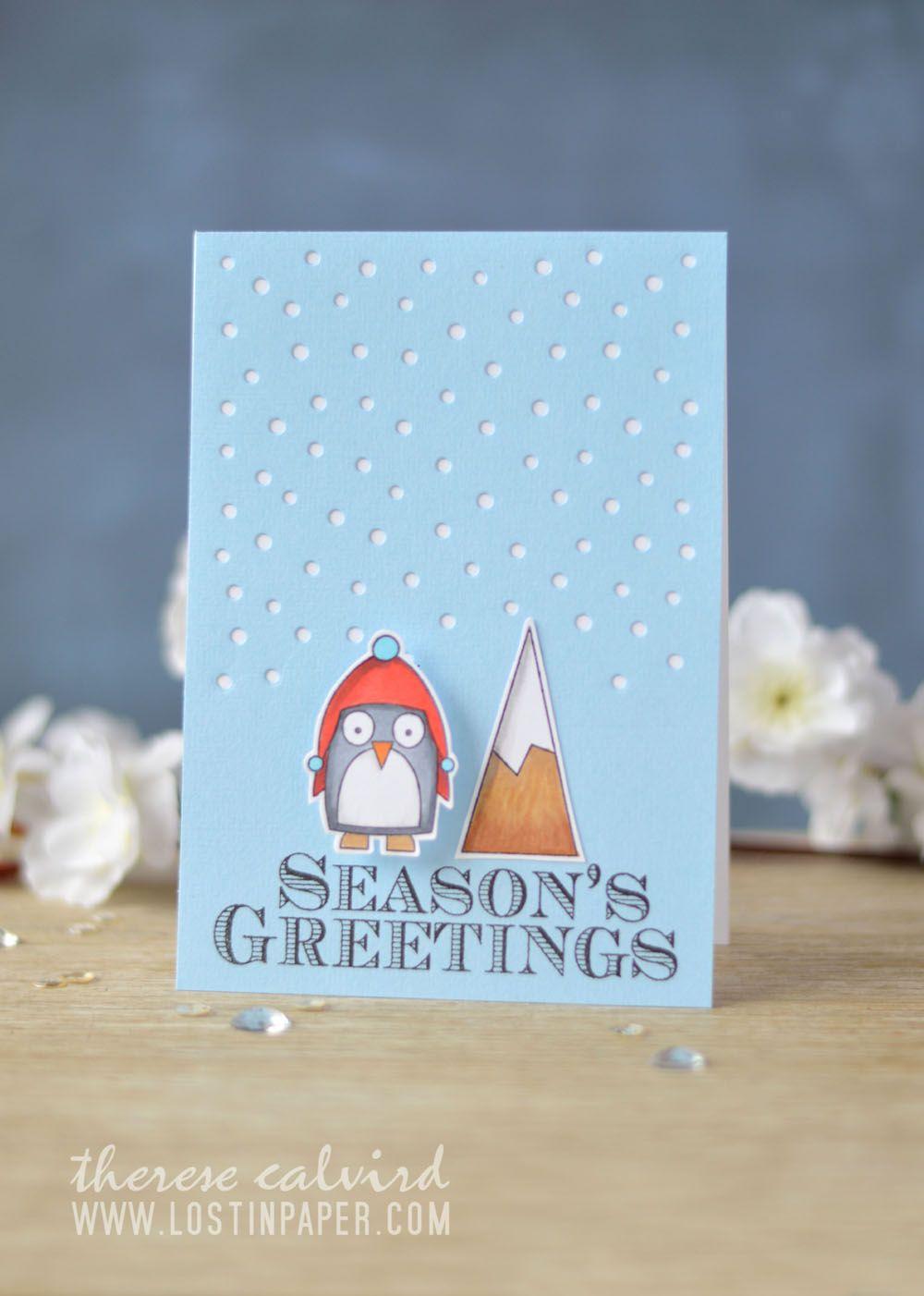 Video Same But Different Christmas Card Series 2017 Christmas