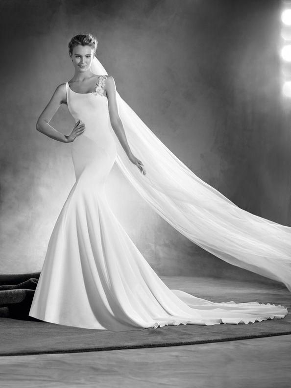 Svatebni Saty Atelier Pronovias Egeria Svatebni Saty Wedding
